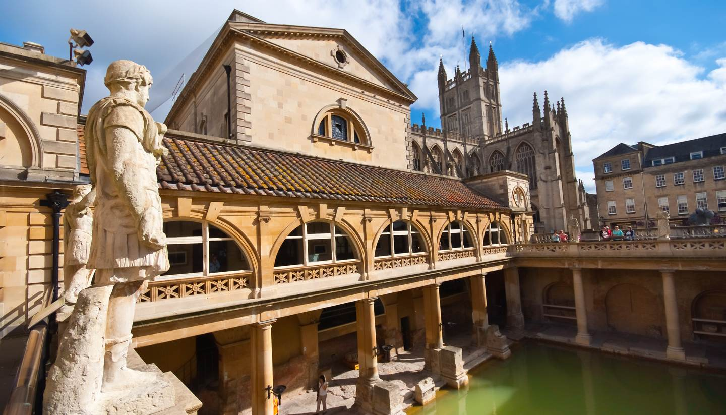 Visiting the UKs World Heritage Sites: The City of Bath - MET Coaches