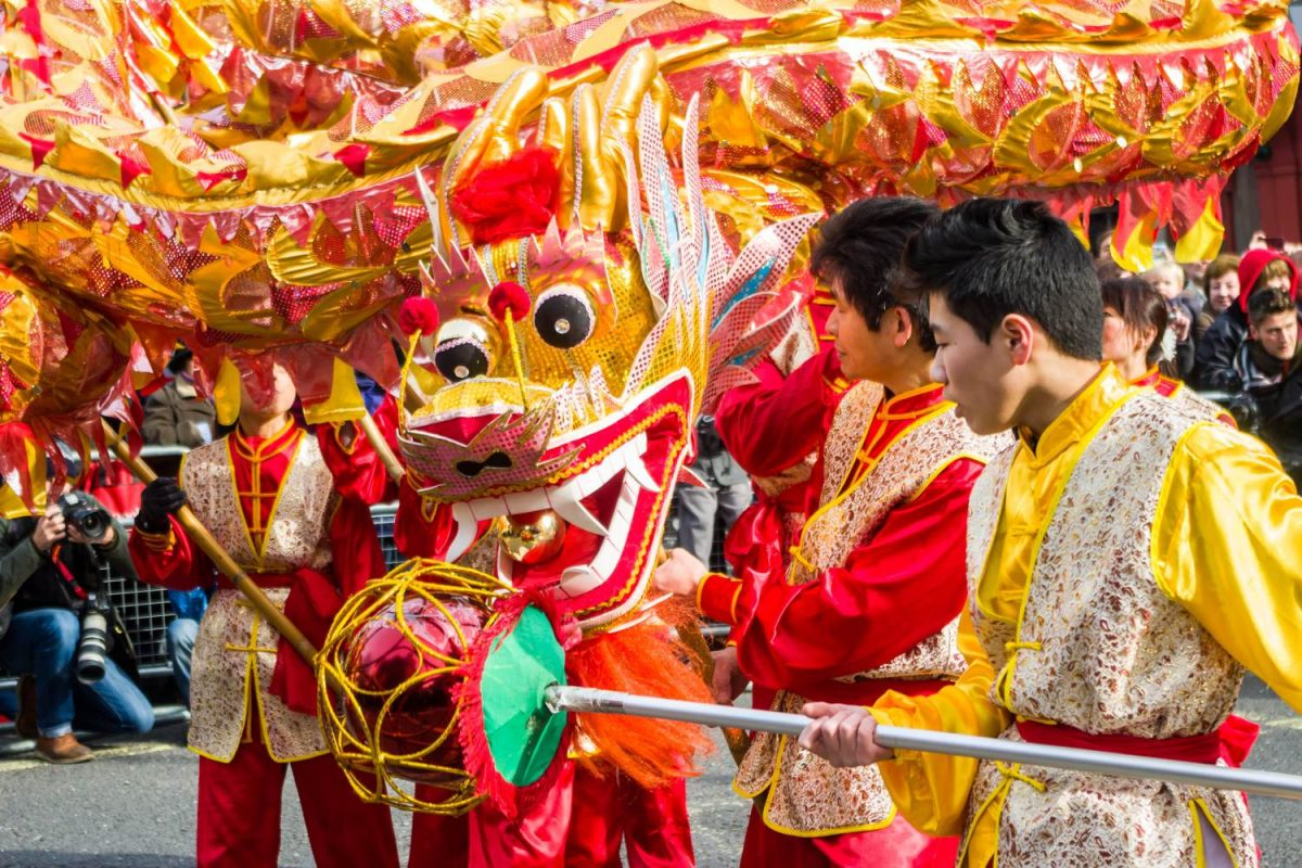 Chinese New Year in London - one of the top 3 things to see and do in February 2019