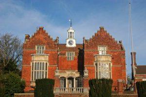 Hall in Harrow