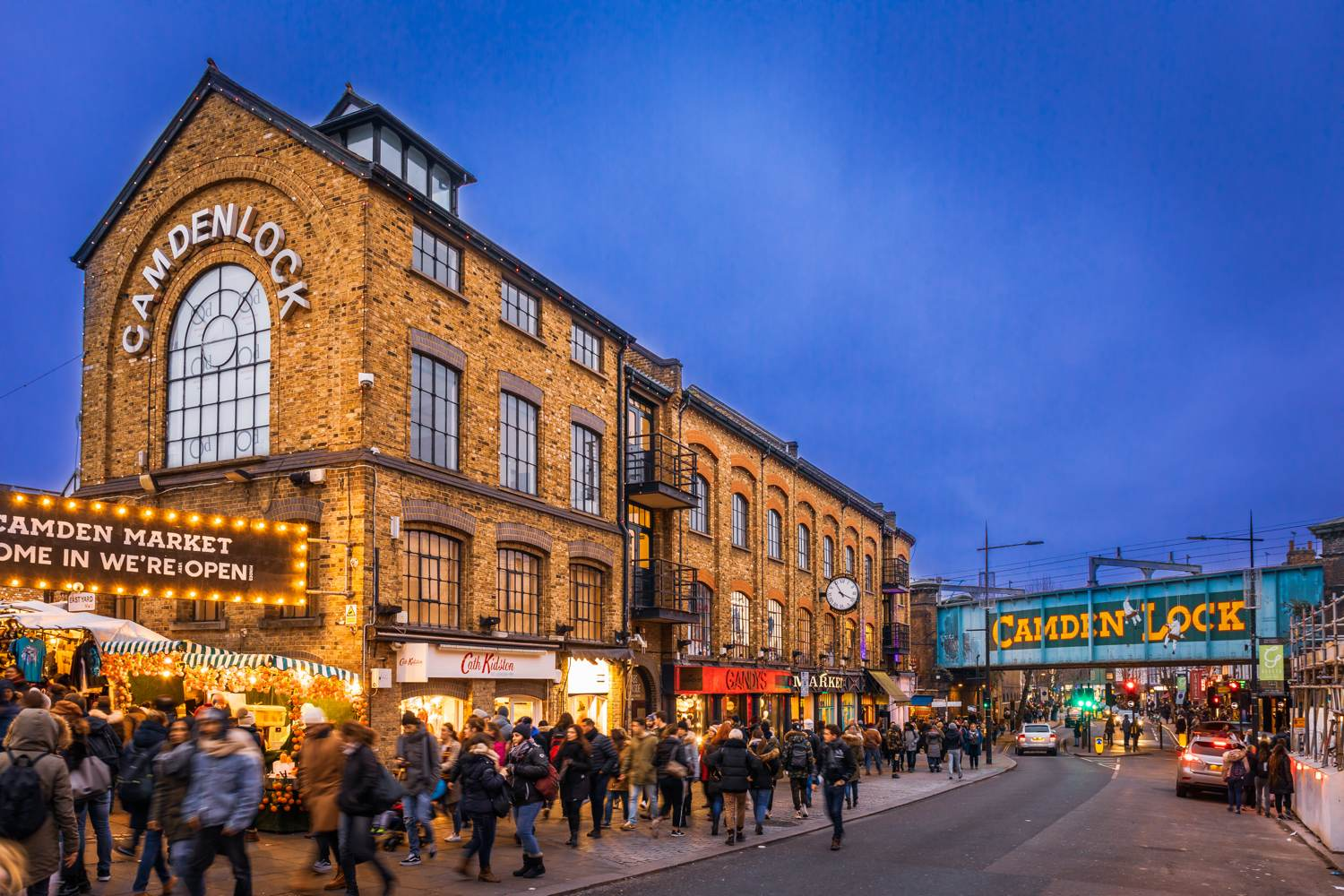 Top three things to do in April - Camden, London