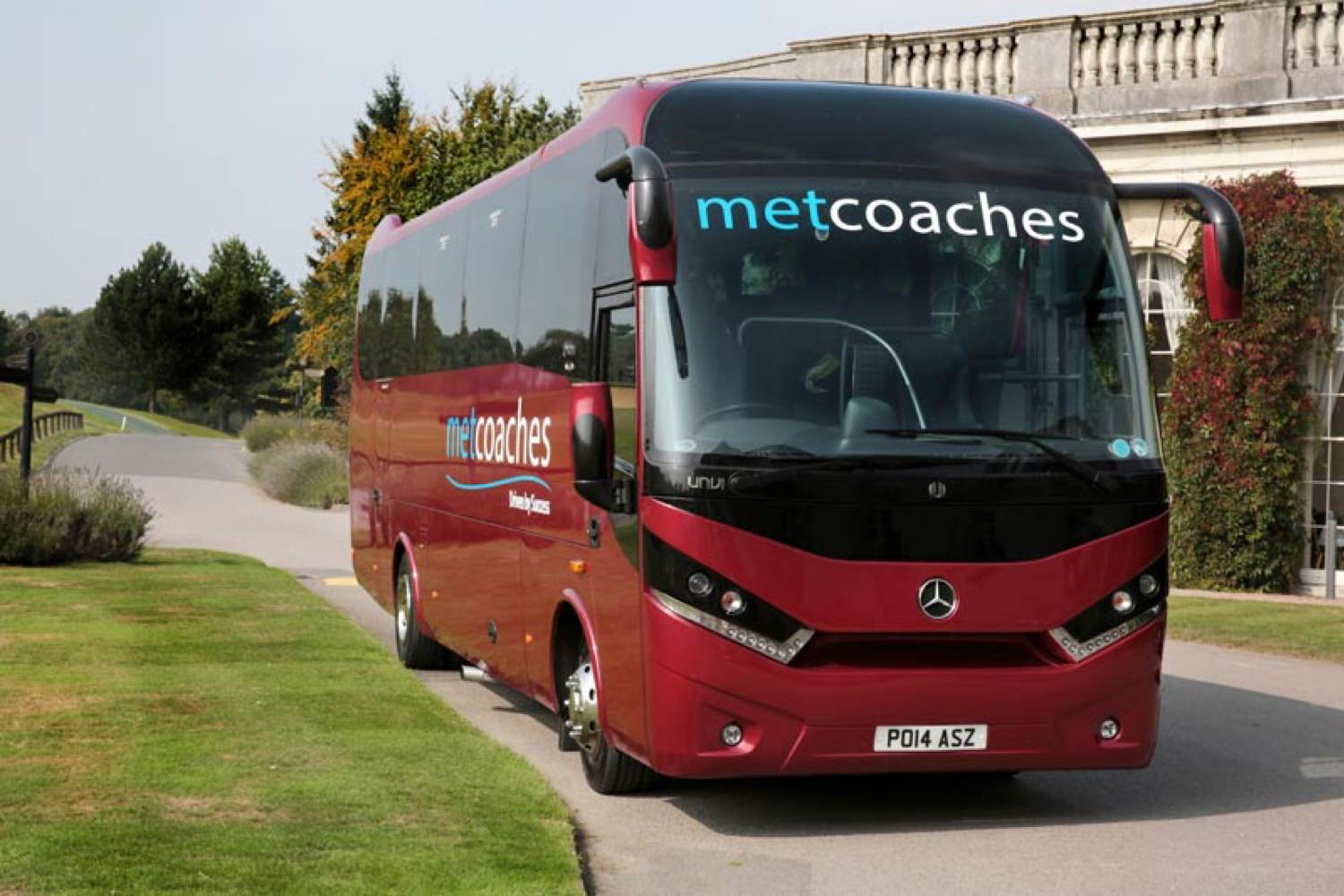 coach hire for sporting events