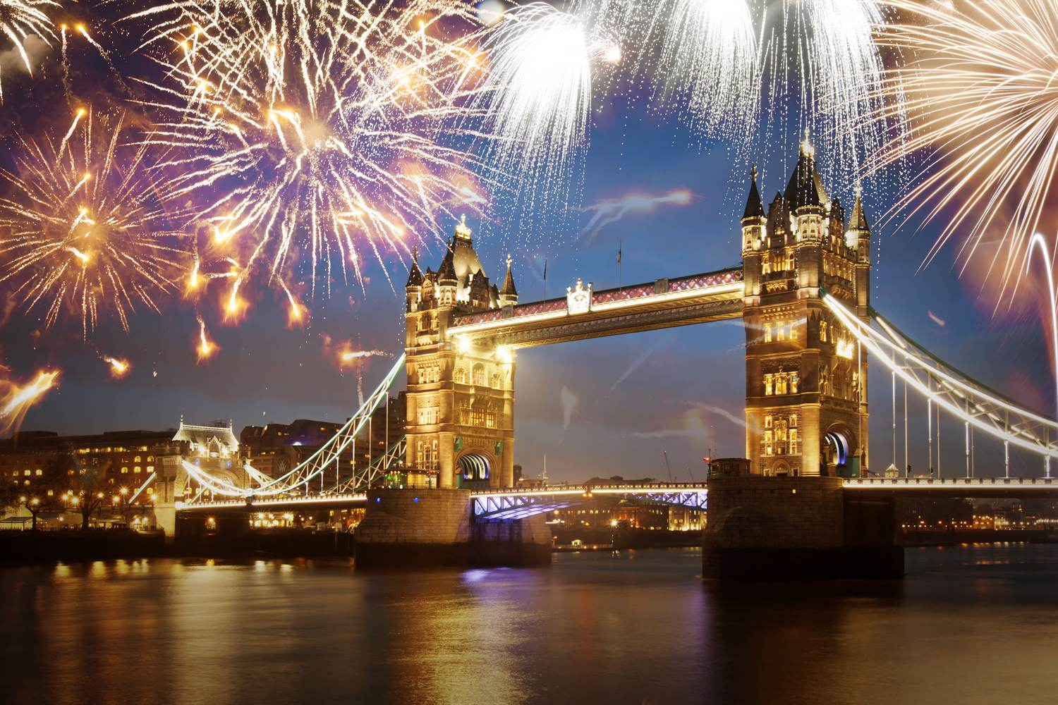 Fireworks at Tower Bridge-Top 3 things to do in November 2018