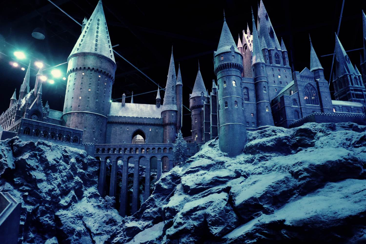 Hogwarts in the Snow - Top 3 things to do in December 2018