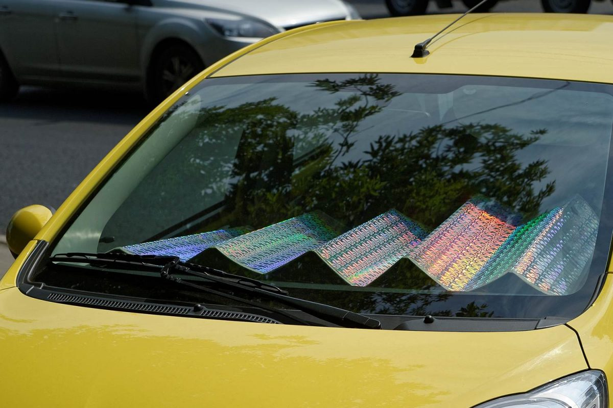 Keep your car cool this summer