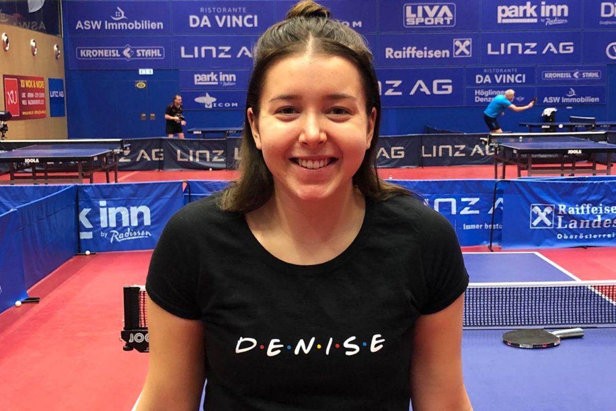 Denise Payet in Austria