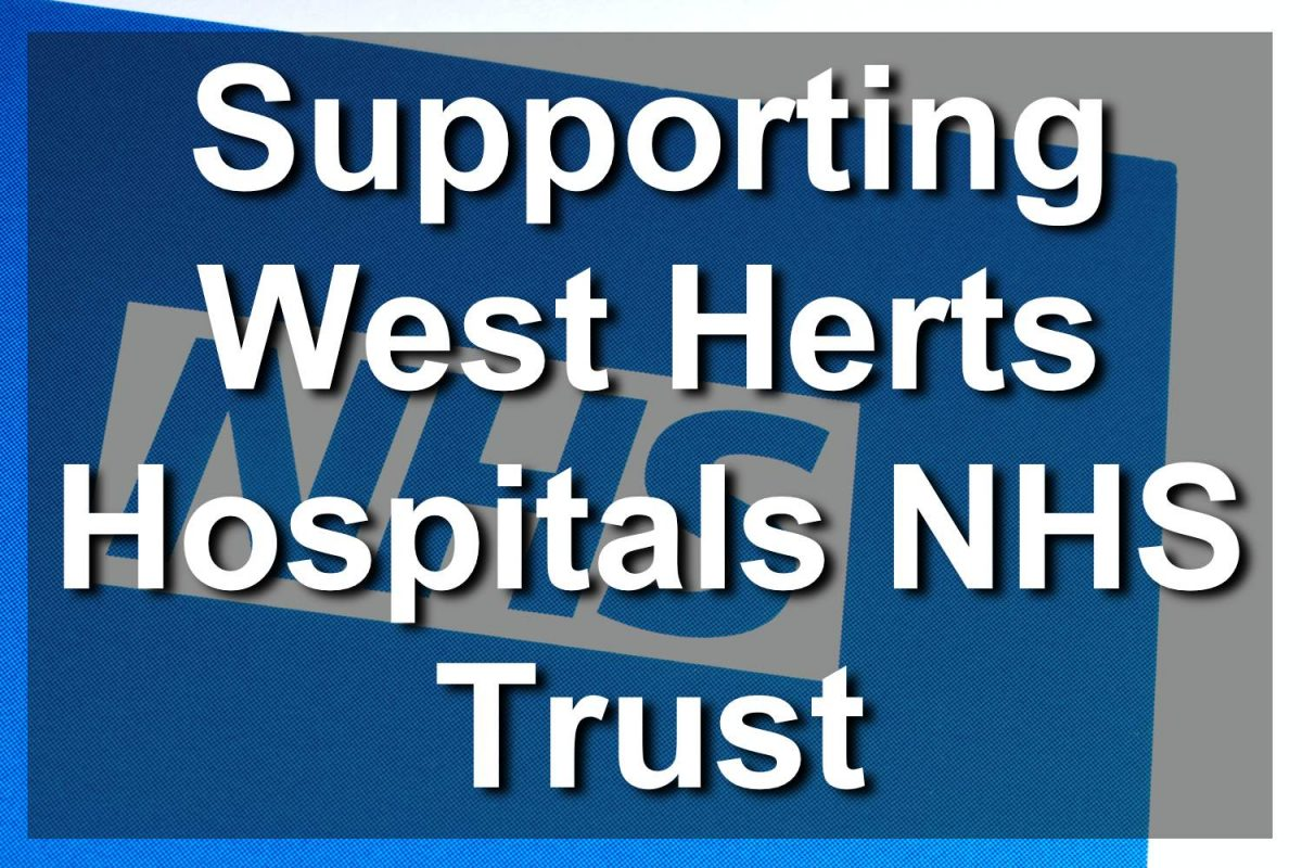 Supporting West Herts NHS Trust